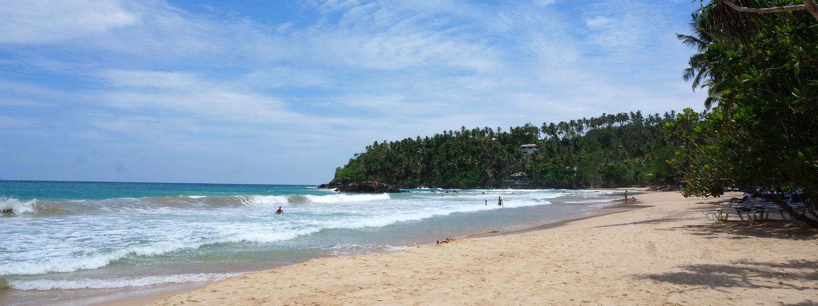 Srilanka Beach Trips