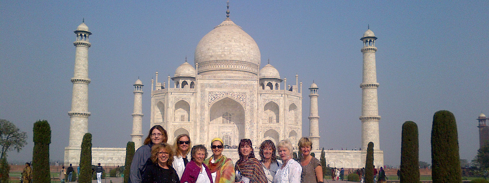 Tajmahal – Golden Triangle Trips